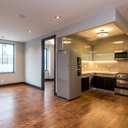 A $2,980.00, 2 bed / 1 bathroom apartment in Bed-Stuy