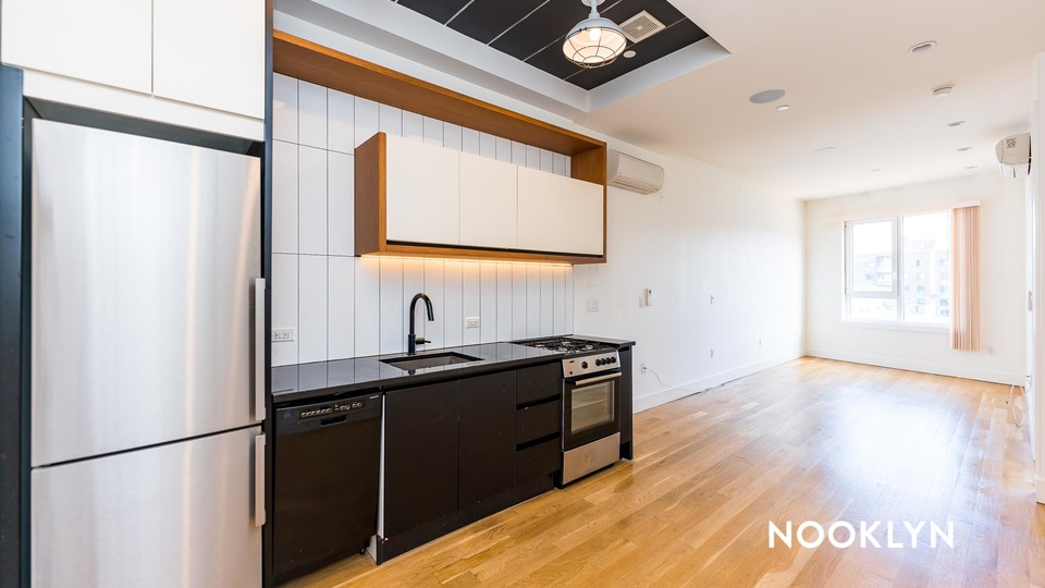 A $2,447.00, 1 bed / 1 bathroom apartment in Bed-Stuy