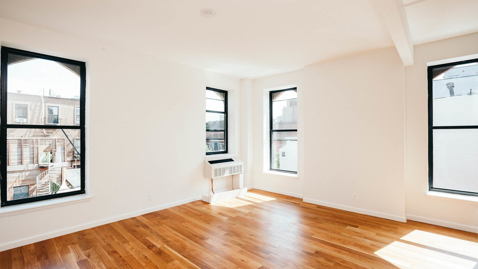 A $2,799.00, 2 bed / 1 bathroom apartment in Bushwick