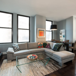 A $4,695.00, 2 bed / 2 bathroom apartment in Financial District
