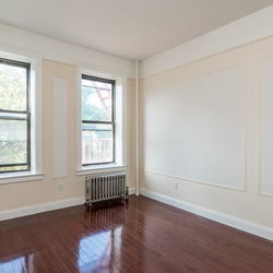 A $2,650.00, 2 bed / 1 bathroom apartment in Bed-Stuy