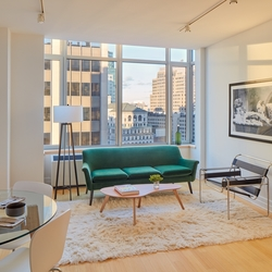 A $5,170.00, 2 bed / 2 bathroom apartment in Brooklyn Heights