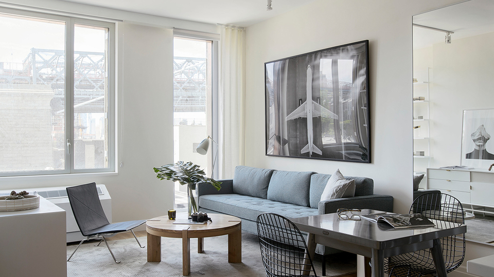 A $3,369.00, 1 bed / 1 bathroom apartment in Williamsburg
