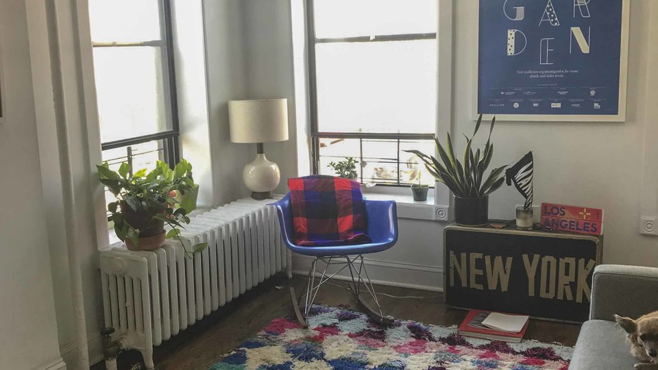 A $2,400.00, 2 bed / 1 bathroom apartment in Bed-Stuy