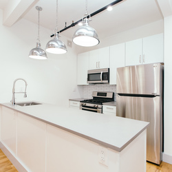 A $4,062.00, 3.5 bed / 1.5 bathroom apartment in Williamsburg