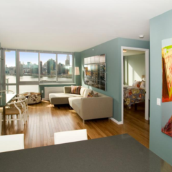 A $2,495.00, 0 bed / 1 bathroom apartment in Long Island City