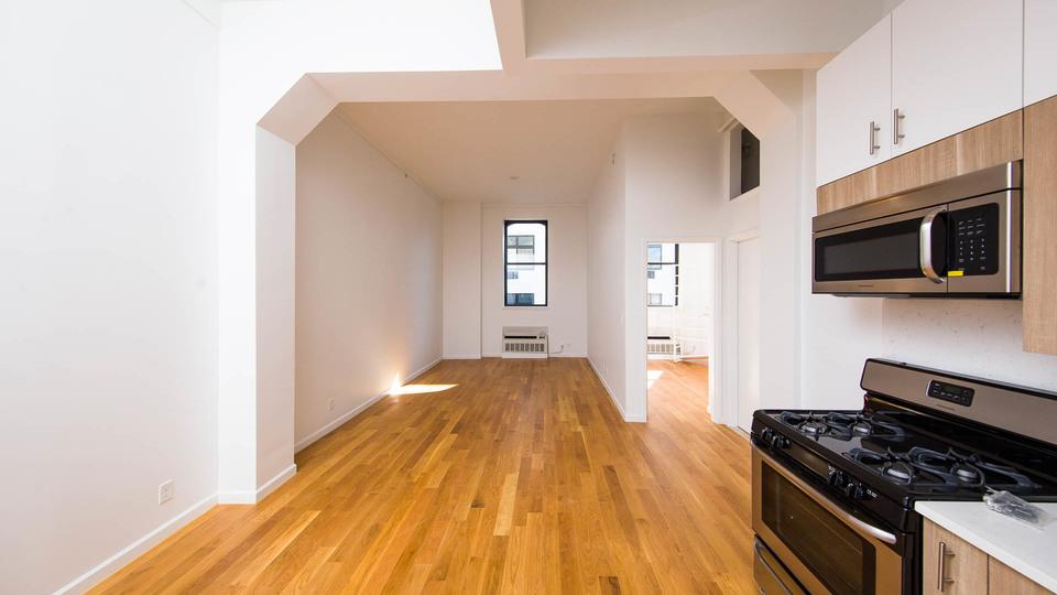 A $2,337.00, 1 bed / 1 bathroom apartment in Bushwick
