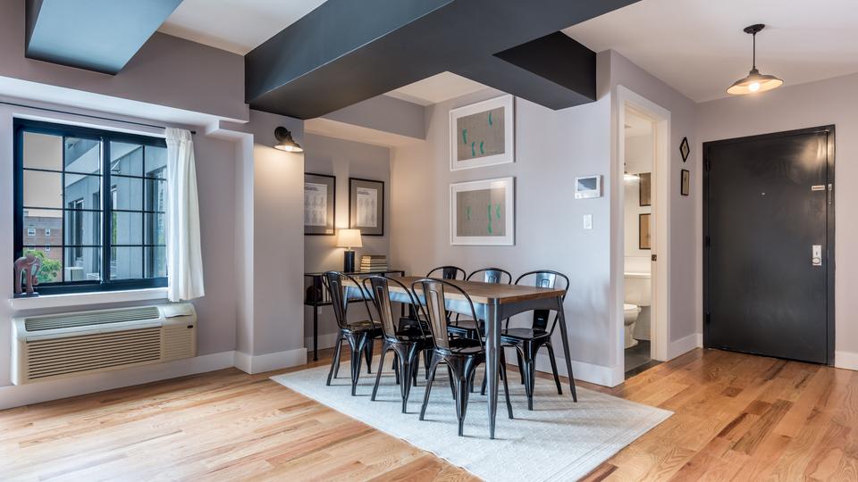 A $2,430.00, 2 bed / 1 bathroom apartment in Flatbush