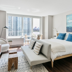 A $2,815.00, 0.5 bed / 1 bathroom apartment in Williamsburg