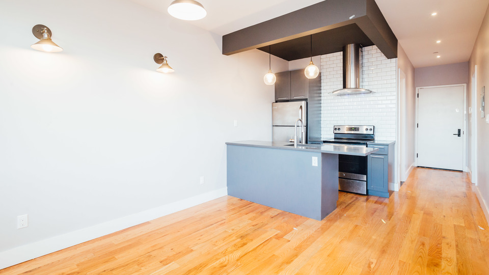 A $2,538.00, 3 bed / 1 bathroom apartment in Crown Heights