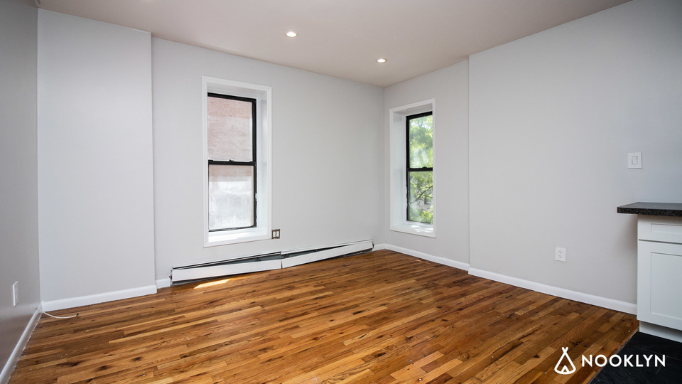 A $2,950.00, 2 bed / 1 bathroom apartment in Prospect Heights