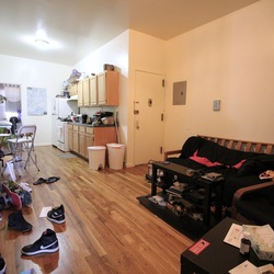A $2,495.00, 2 bed / 1 bathroom apartment in Williamsburg