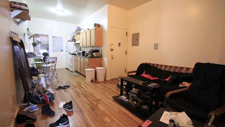 A $2,300.00, 2 bed / 1 bathroom apartment in Williamsburg