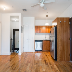 A $2,500.00, 1.5 bed / 1.5 bathroom apartment in Williamsburg