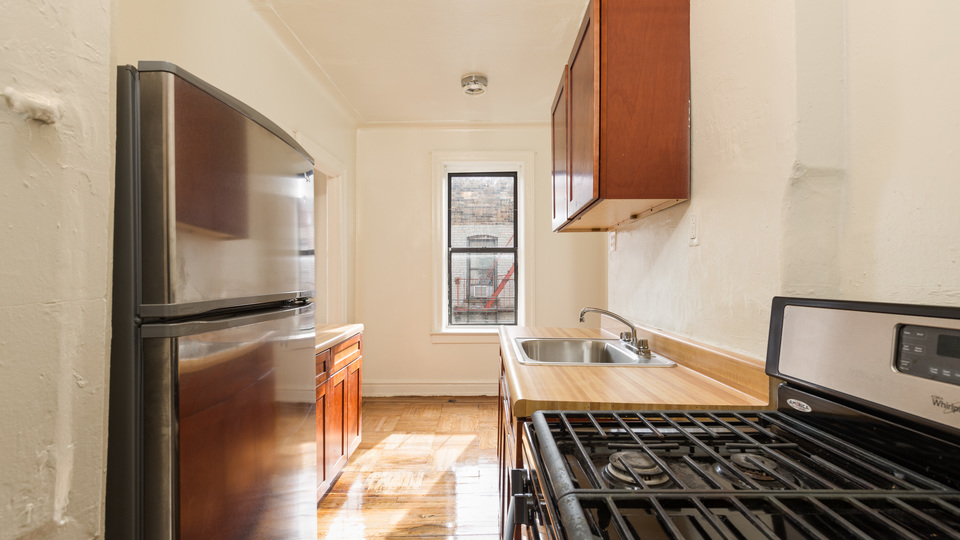 A $2,300.00, 1 bed / 1 bathroom apartment in Prospect Heights