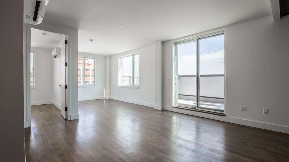 A $2,840.00, 2 bed / 1 bathroom apartment in Kensington