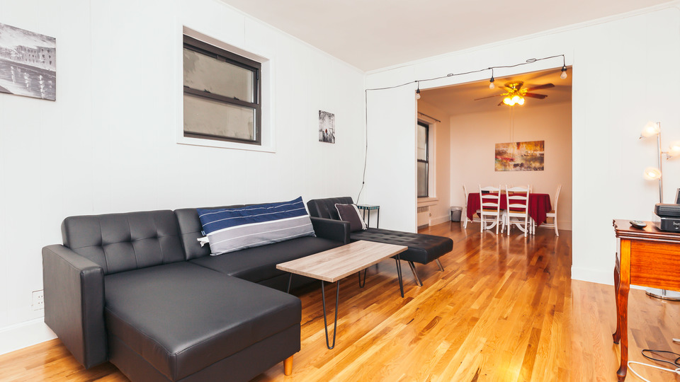 A $3,475.00, 2 bed / 1 bathroom apartment in PLG: Prospect Lefferts Gardens