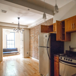 A $3,100.00, 3 bed / 1 bathroom apartment in Clinton Hill