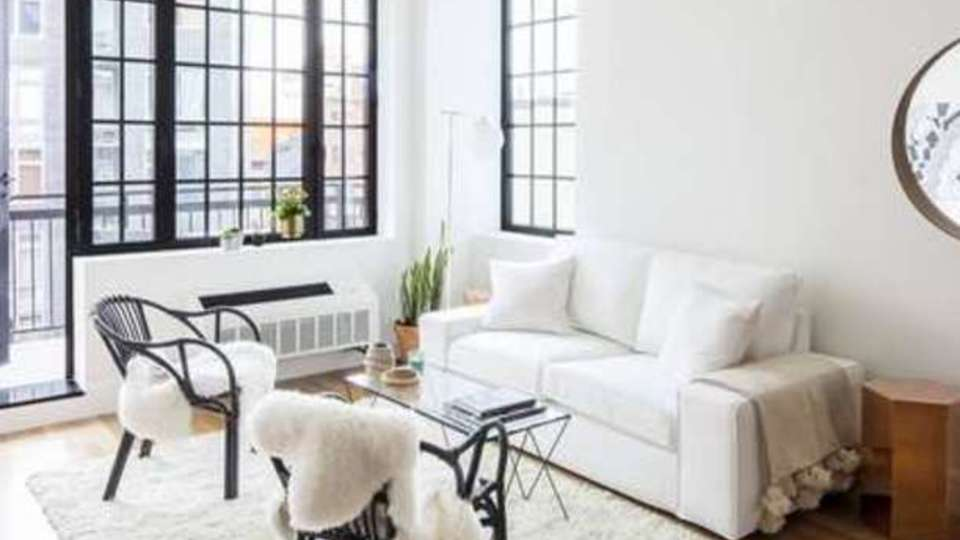 A $3,900.00, 2 bed / 2 bathroom apartment in Clinton Hill