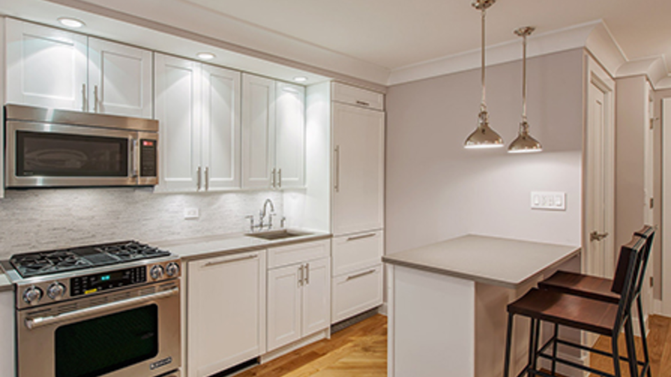 A $4,995.00, 2 bed / 1 bathroom apartment in Upper West Side
