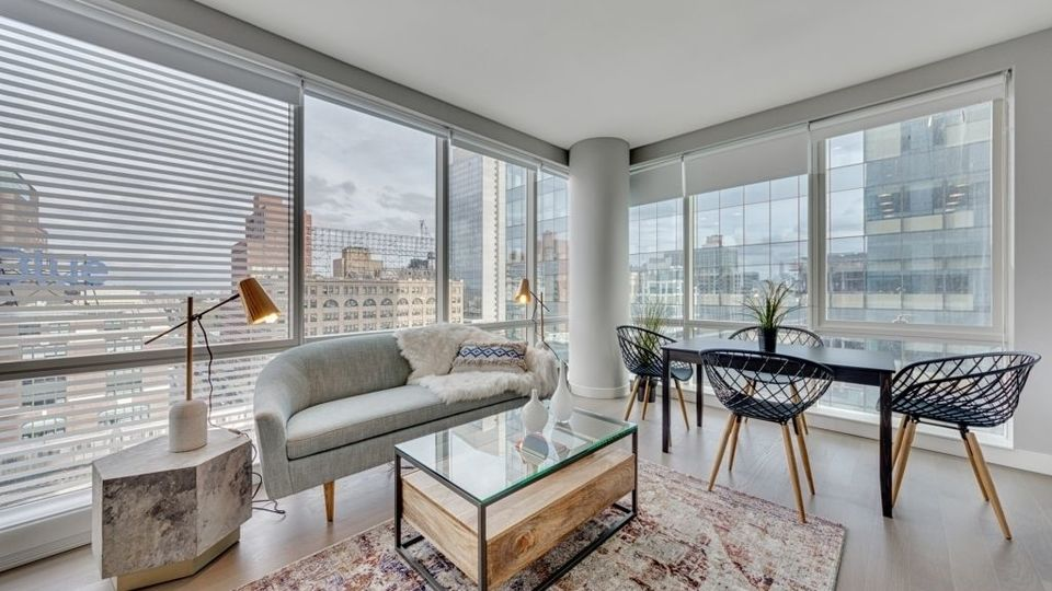 A $3,168.00, 1 bed / 1 bathroom apartment in Long Island City