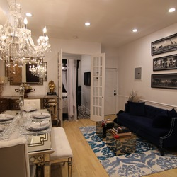 A $3,100.00, 2.5 bed / 1 bathroom apartment in Bed-Stuy