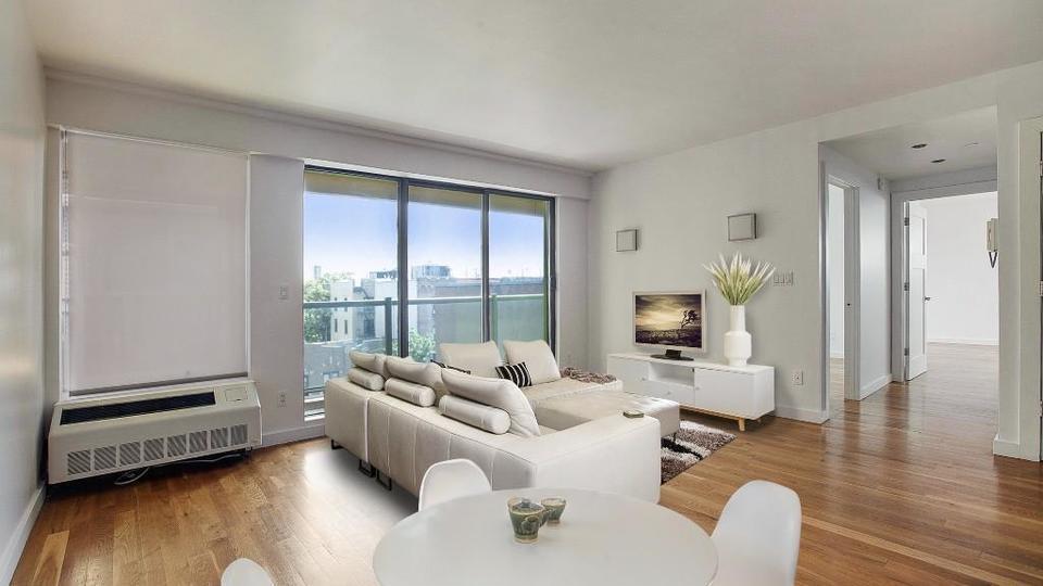 A $2,603.00, 2 bed / 2 bathroom apartment in Flatbush