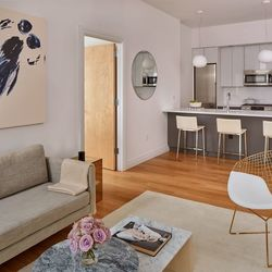A $5,951.00, 2 bed / 2 bathroom apartment in Williamsburg