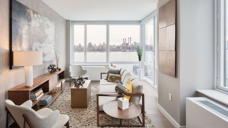 A $5,862.00, 2 bed / 2 bathroom apartment in Williamsburg