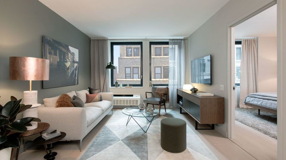 A $4,570.00, 1 bed / 1 bathroom apartment in Chelsea
