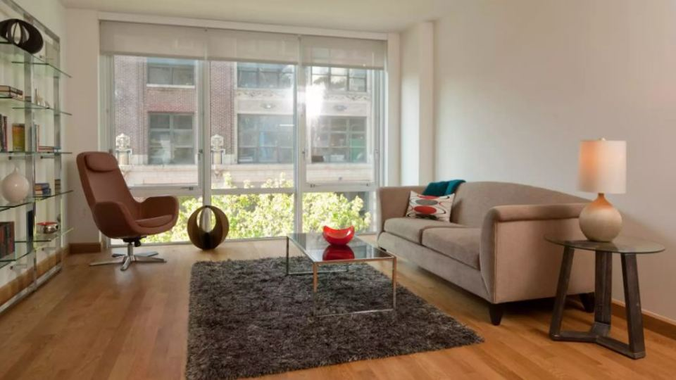 A $2,800.00, 1 bed / 1 bathroom apartment in Hudson Yards