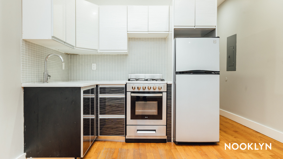 A $3,500.00, 4 bed / 1.5 bathroom apartment in Bed-Stuy