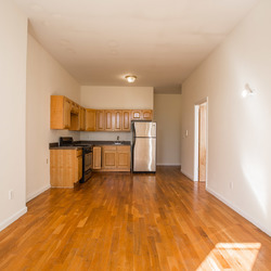 A $2,383.00, 1 bed / 1 bathroom apartment in Williamsburg