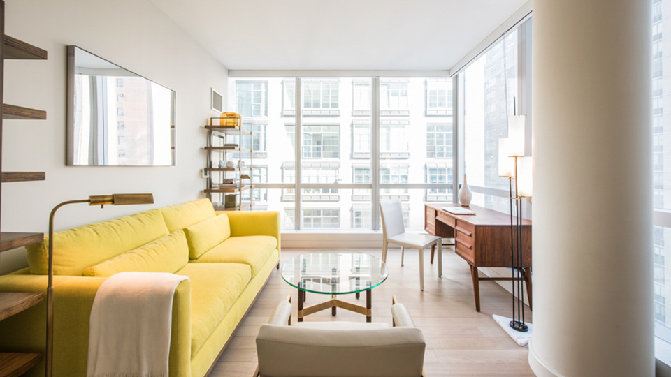 A $8,590.00, 2 bed / 2 bathroom apartment in Chelsea