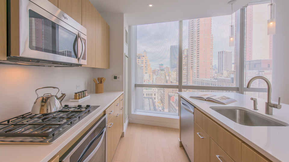 A $4,200.00, 1 bed / 1 bathroom apartment in Chelsea