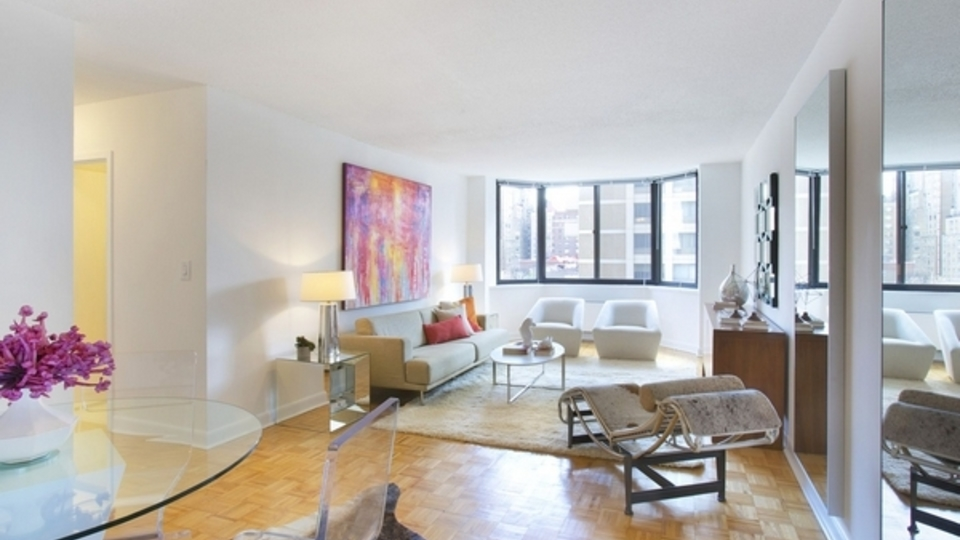 A $3,880.00, 2 bed / 1 bathroom apartment in Upper West Side