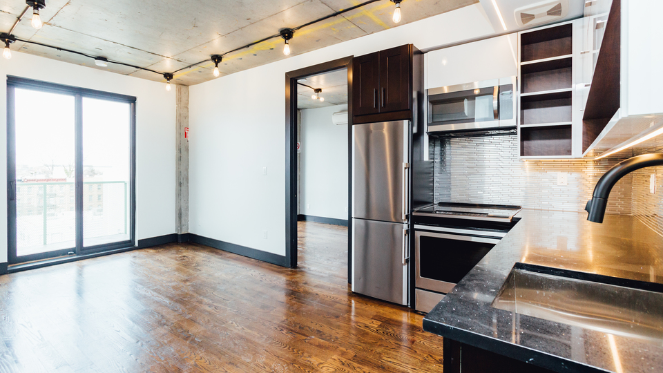 A $3,000.00, 2 bed / 2 bathroom apartment in Bed-Stuy