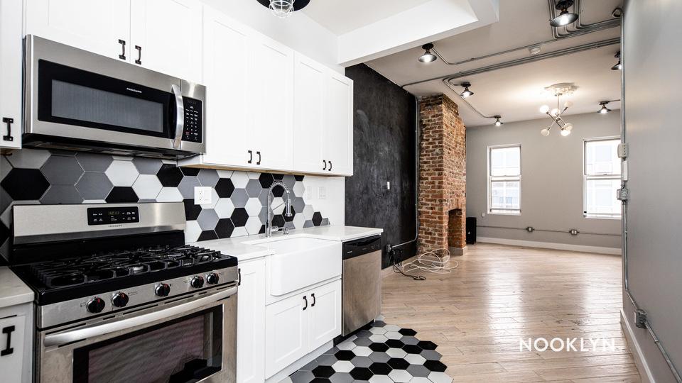 A $2,150.00, 1 bed / 1 bathroom apartment in Bushwick