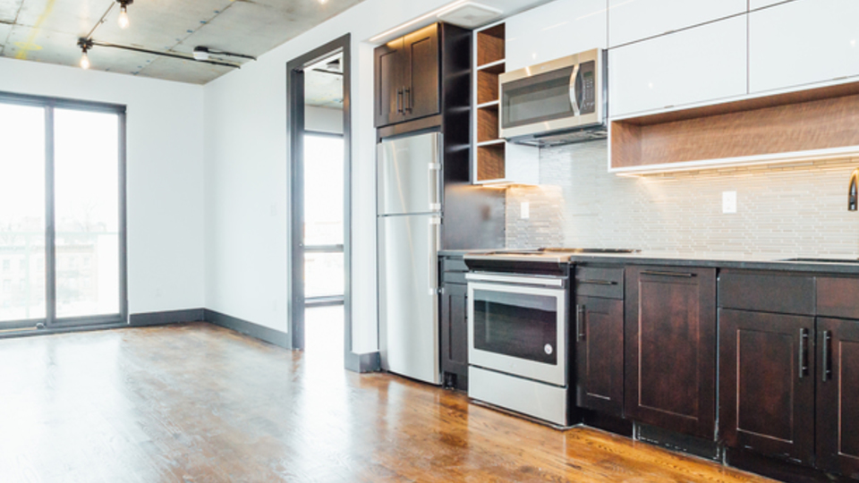 A $3,115.00, 2 bed / 2 bathroom apartment in Bed-Stuy