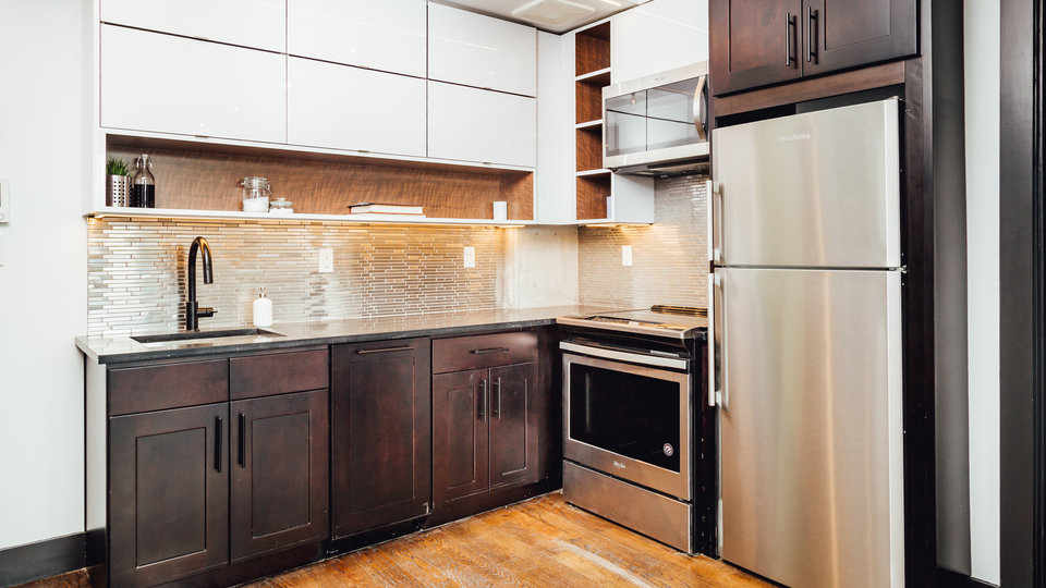 A $2,675.00, 2 bed / 2 bathroom apartment in Bed-Stuy