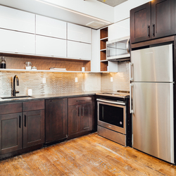 A $3,150.00, 2 bed / 2 bathroom apartment in Crown Heights