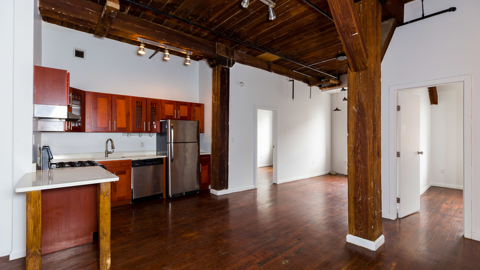 A $4,600.00, 3 bed / 2 bathroom apartment in Fort Greene