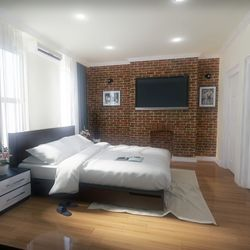 A $3,200.00, 1 bed / 1 bathroom apartment in Greenpoint