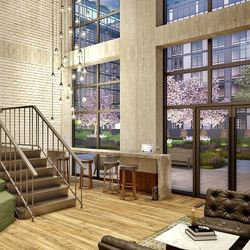 A $2,800.00, 1 bed / 1 bathroom apartment in Long Island City