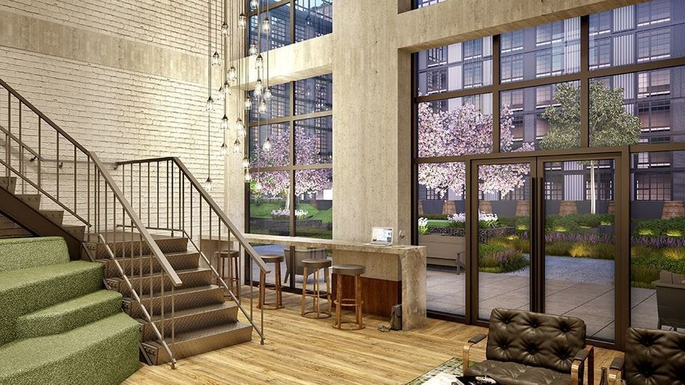 A $3,032.00, 1 bed / 1 bathroom apartment in Long Island City