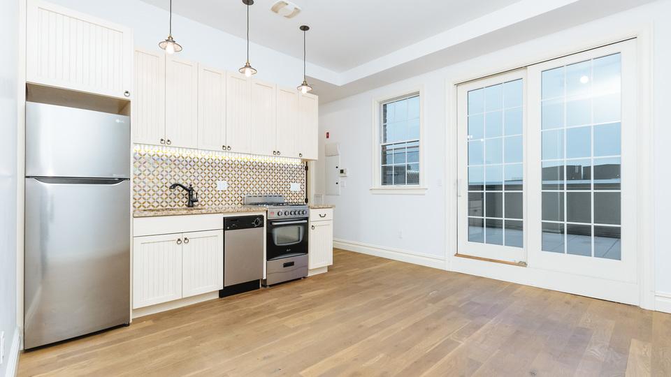 A $2,225.00, 1 bed / 1 bathroom apartment in Bushwick