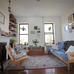 A $2,600.00, 2 bed / 1 bathroom apartment in Prospect Heights