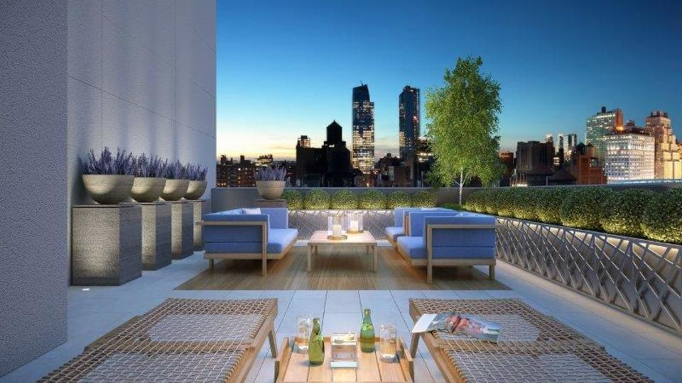 A $4,150.00, 0 bed / 1 bathroom apartment in Chelsea