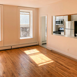 A $2,300.00, 2 bed / 1 bathroom apartment in Bed-Stuy