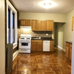 A $2,100.00, 2 bed / 1 bathroom apartment in PLG: Prospect Lefferts Gardens